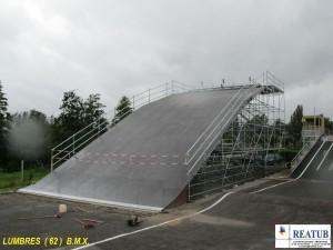 Installation d'échafaudage dans le Pas-de-Calais