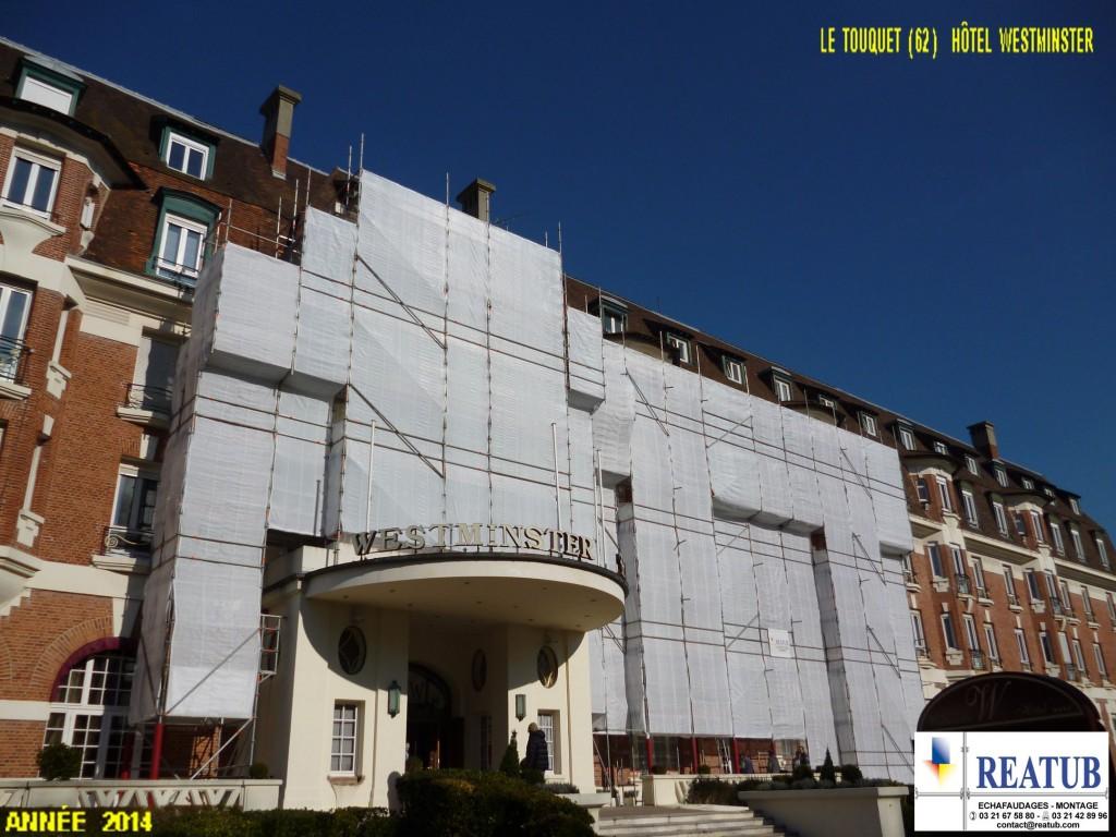 LE TOUQUET (62 )  WESTMINSTER