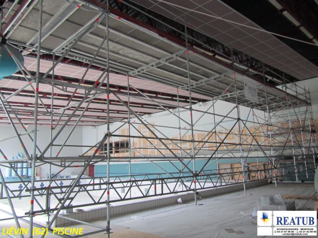 Montage et location d 39 chafaudage roulant echafaudage for Accessoire piscine 62
